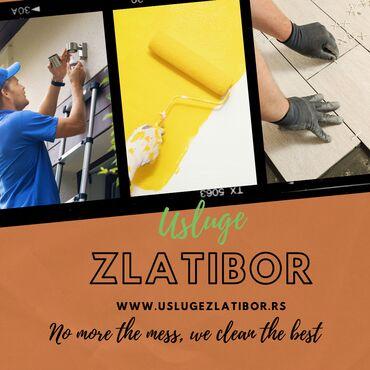 Zlatibor - Srbija: Gencija za čišćenje, zidarske usluge, moleraj, održavanje apartmana i