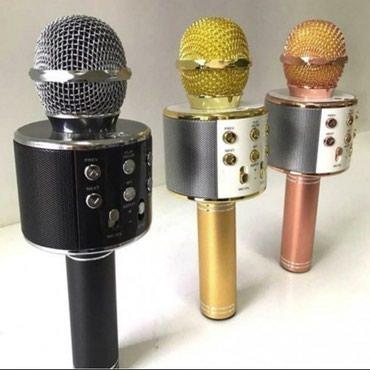 Mikrofon Bluetooth Karaoke. - Batajnica