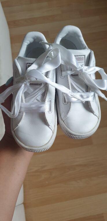 Dečije Cipele i Čizme - Arandjelovac: Patike Puma za devojcice. Velicina 27