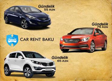 kumho baku - Azərbaycan: Kirayə verirəm: Minik   Hyundai