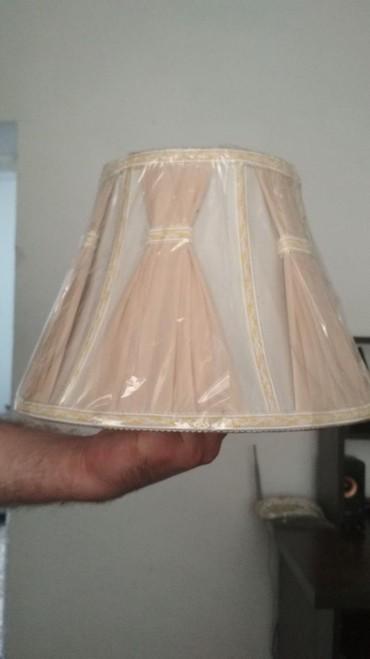 пояльные лампы в Кыргызстан: Плафоны и шапочки для торшера и ламп. новые