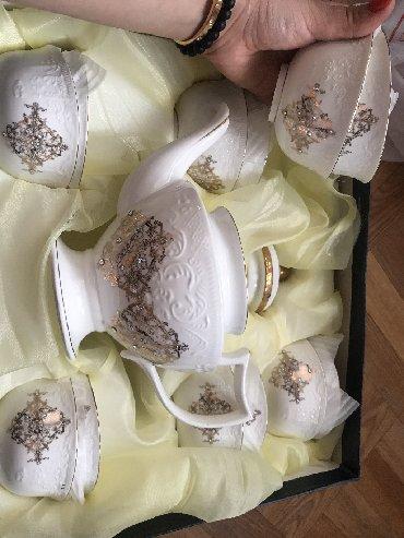 продам шампунь в Кыргызстан: Продам сервиз . Новыйкрасивыйдля приданного и для дома
