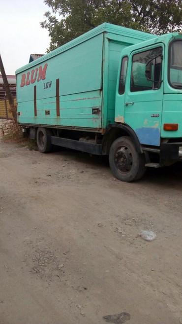 voennyj kung budka в Кыргызстан: Грузоперевозки: по Кыргызстану!МAN 14.170, до 9* тонн, боковая