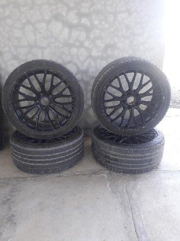 Автозапчасти и аксессуары в Геранбой: Шины и диски