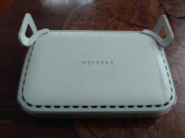 Netgear FS608 v3 8 portluPort artırıcı satıram az işlənib heç bir