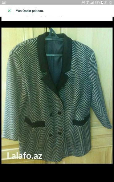 Bakı şəhərində Yun palto