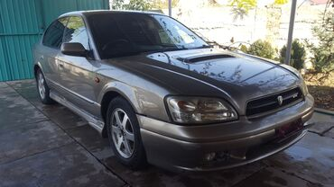 Subaru Legacy 2 л. 2001