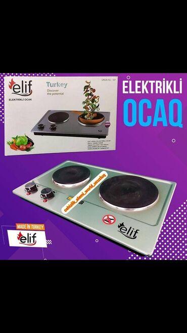 Elektrikli tokla isleyen ocaq turkiye istehsalidir super keyfiyyet 6ay
