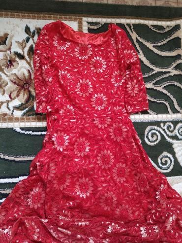 вечернее платье короткие в Кыргызстан: Продаю платье 500  зади длинная  впереди короткая