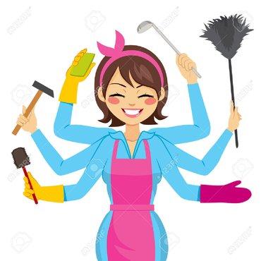 Требуется уборщица гостевого дома. Рассматриваем и студенток тоже. в Бишкек