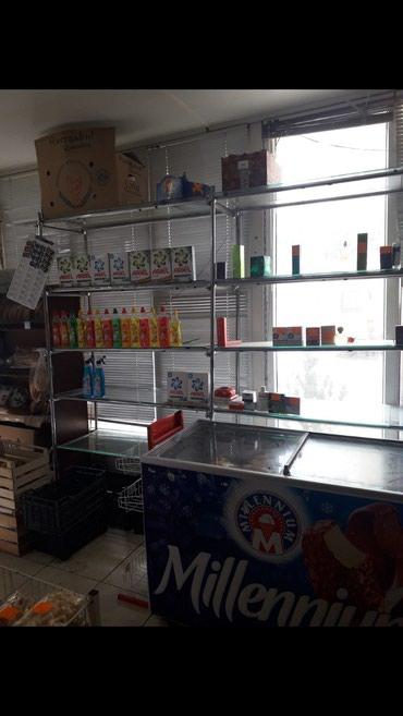 brilliance-m1-2-mt - Azərbaycan: 2 metr yarimliq suseli vitrin polka satilir
