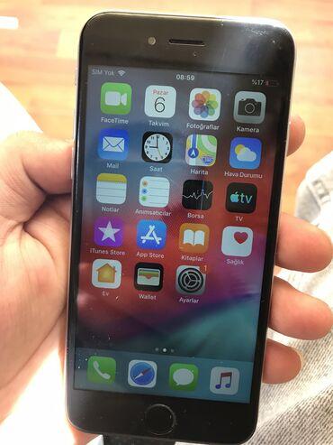 IPhone 6 | 16 GB | Boz (Space Gray) | İşlənmiş