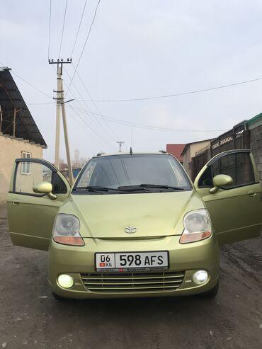 Daewoo Matiz 0.8 л. 2006   111625 км