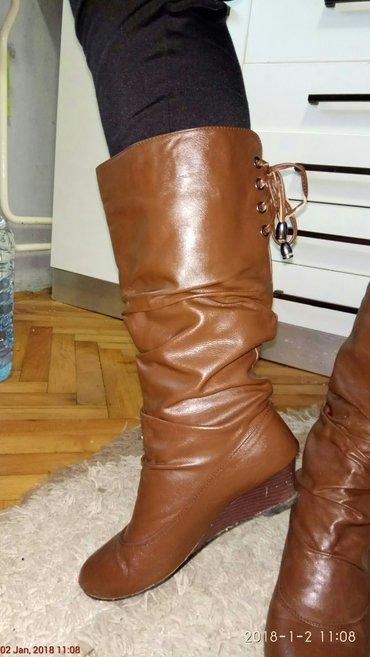 Zenske cizme, kao nove dobijene iz beca. U super stanju. - Loznica