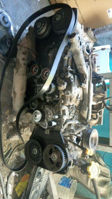 Транспорт - Кок-Ой: Продаю двиготель Субару 205мотор ТУРБОВЫЙ 2001год двигатель в рабочем