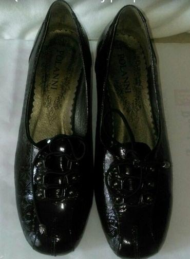 туфли-новые в Кыргызстан: Продаю Новые лаковые женские туфли (натуральная кожа)на танкетке