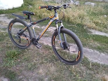 Велосипед новый скорость 27 размер в Novopokrovka
