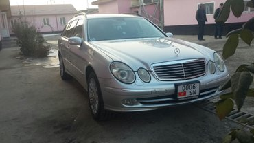 Mercedes benz e-class w211 e320 salon  avantgarde готово к зиму в Ош