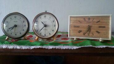 Декор для дома - Кара-Балта: Советские будильники,по 200сом,рабочие