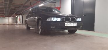 BMW - Hövsan: BMW 528 2.8 l. 1996 | 419000 km