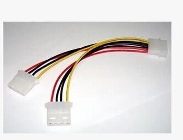 кабели синхронизации mini jack разъем 3 5 мм male в Кыргызстан: Разветвитель питания molex для PATA устройств (IDE) станет Вам