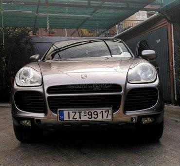 Porsche Cayenne 4.5 l. 2005 | 335600 km