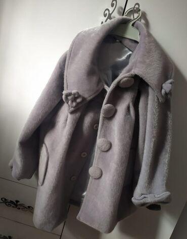 uşaq paltosu - Azərbaycan: 3-6 yaş arası uşaq paltosudur.Heç geyinilməyib.Yumuşaq və istidir