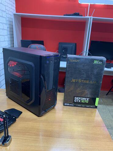 Игровой компьютер i3-9100f/gtx1070Компьютер подходит для любых