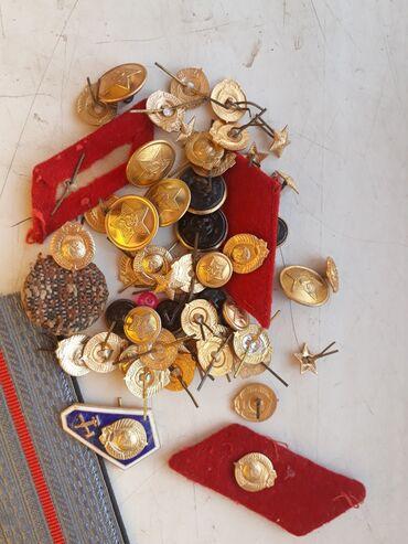 Значки, ордена и медали - Кыргызстан: Келишим баада