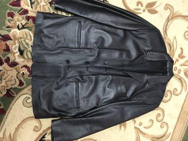 Кожанный пиджак. новый в Бишкек