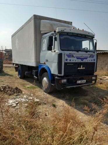 двухскат спринтер в бишкеке in Кыргызстан | MERCEDES-BENZ: Обмен на джип или двухскатный спринтер Маз 5347В будка термобудка В