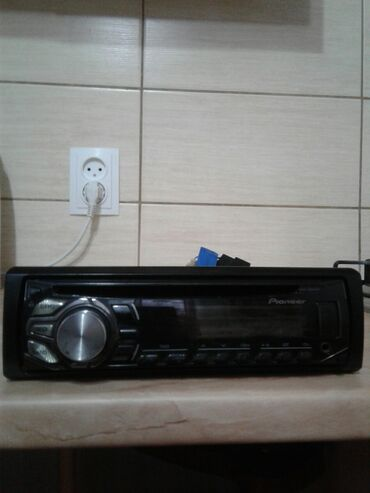 pioneer 6050 в Кыргызстан: Магнитола Pioneer. Б/у. Mp3.Cd. Aux. USB