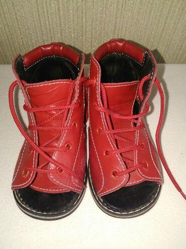 детская ортопедическая обувь 4rest в Азербайджан: Ортопедическая обувь ( Антиварусная обувь) применяется при таких
