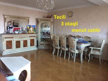 Mənzil satılır: 3 otaqlı, 114 kv. m
