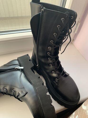 Продаю ботинки (деми) Турция 37 размер не разу не носились заказ