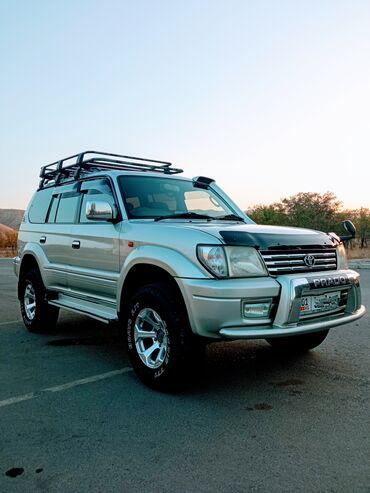 14298 объявлений: Toyota Land Cruiser Prado 3 л. 2002 | 210000 км