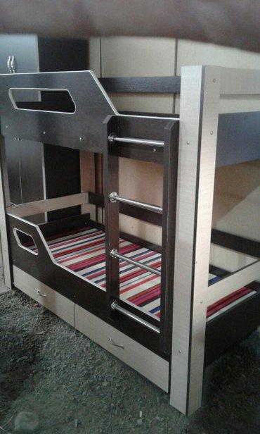 Продаю новаый двух ярусный кровать в Лебединовка