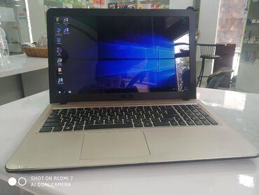 Электроника в Кара-Суу: Ноутбук 2 ядерный Asus i core память 500 гб озу 4 гб ноутбук в