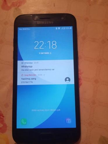Samsung в Хачмаз: Tecili satılır samsung J2 (2018) heç bir problemi yoxdu