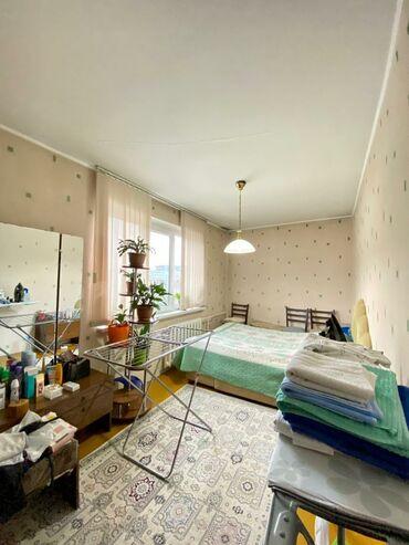 супермаркет фрунзе бишкек в Кыргызстан: Продается квартира:104 серия, Южные микрорайоны, 3 комнаты, 58 кв. м
