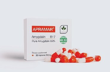 Амигдалин Витамин В17 Апрамар – биологически активная добавка