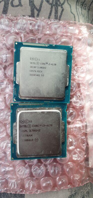 Core i5 3470 4 ядра 4 потока цена 2700Core i3 4170 цена 2500Core i3