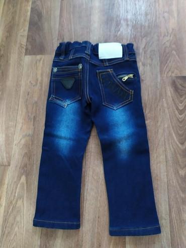Зимние утеплённые джинсы на возраст 1,5-2 года.Заходи ко мне в профиль
