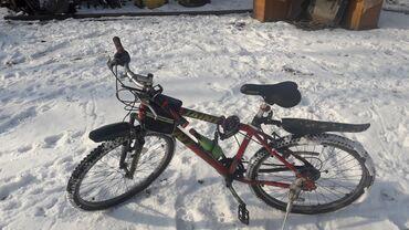Очень срочно продаю велосипед алюминий размер 26 состояние Идеальное