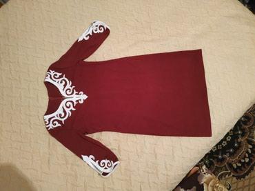 Платье 48 размер одевали один раз 500 сом в Бишкек