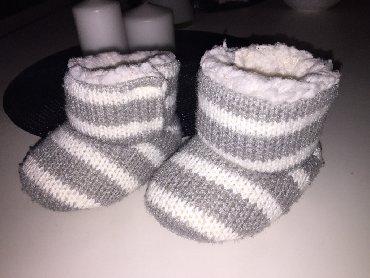 Dečije Cipele i Čizme   Kragujevac: Baby kućne ćizmice, pune vune! NOVE!