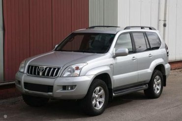 Toyota Land Cruiser Prado 3 л. 2007 | 245000 км