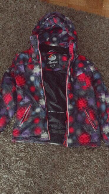 Bez torbica - Srbija: Akcija!Ellesse SKI jakna za devojcice!      Opis: Ski jakna Ima kapulj