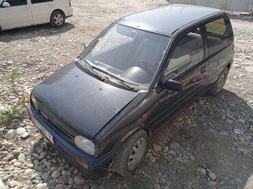 Daihatsu - Кыргызстан: Daihatsu Cuore 0.8 л. 1992 | 123456 км