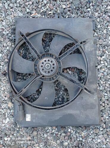 Мерседес вентилятор охлаждения 210 сди основной вентилятор охлаждения